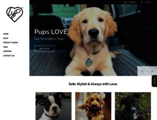 loveyourpets.com screenshot