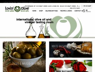 lovinolive.com screenshot