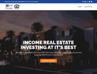lowcostinvestmenthomes.info screenshot