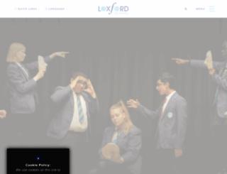 loxford.net screenshot
