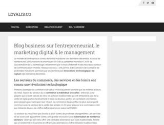 loyalis.co screenshot