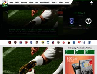 lpf.ro screenshot