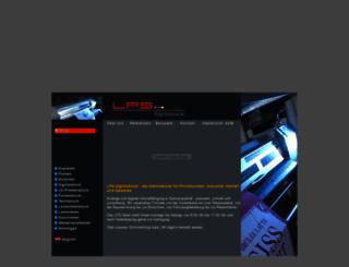 lps-digitaldruck.de screenshot