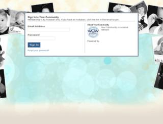 lpscommunity.ning.com screenshot