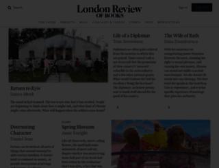 lrb.co.uk screenshot