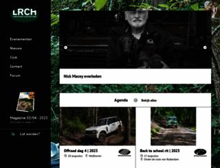 lrch.nl screenshot