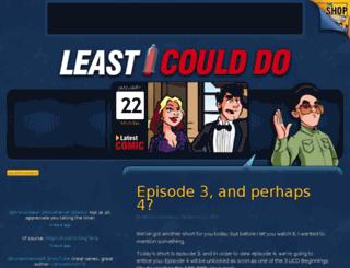 ls.blindferret.com screenshot
