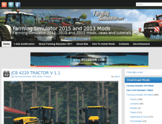 ls2011-mods.com screenshot