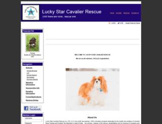 lscr.rescuegroups.org screenshot