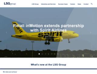 lsg-skychefs.com screenshot
