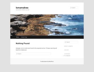 lsmamakwa.myknet.org screenshot