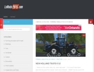 lsmods-2015.com screenshot