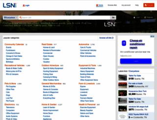 lsn.com screenshot