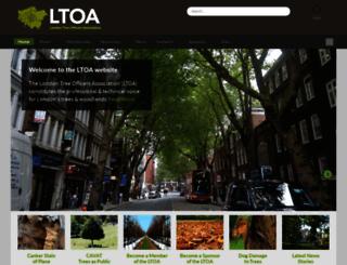 ltoa.org.uk screenshot