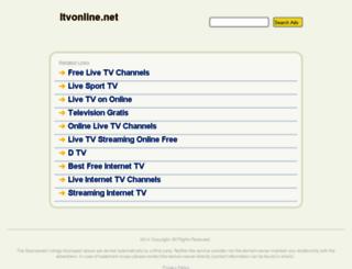 ltvonline.net screenshot