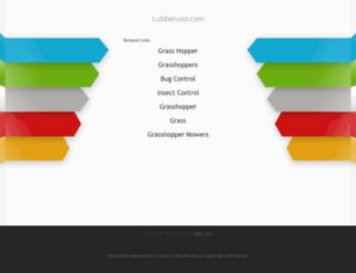 lubberusa.com screenshot