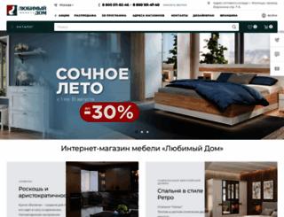 lubidom.ru screenshot