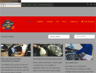 lubri-motors.com screenshot