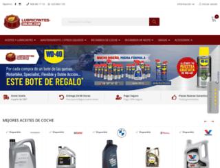 lubricantes-online.com screenshot