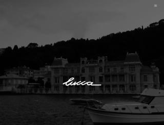 luccastyle.com screenshot