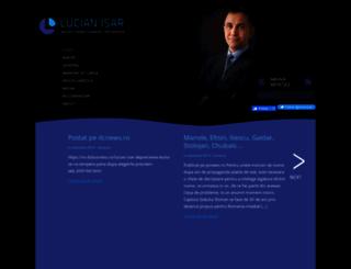 lucianisar.com screenshot