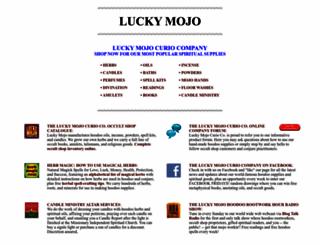 luckymojo.com screenshot