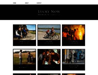 luckynow.pics screenshot