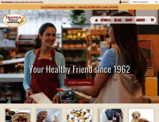 luckyvitamins.com screenshot