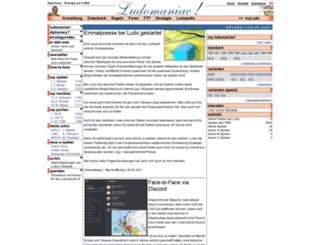 ludomaniac.de screenshot