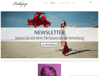 luellepop-design.de screenshot