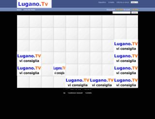 lugano.tv screenshot