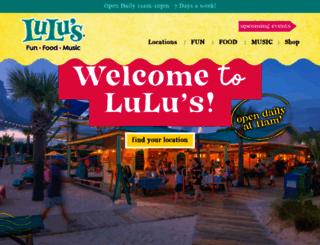 lulubuffett.com screenshot