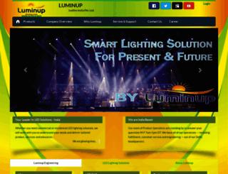 luminupledliteindia.com screenshot