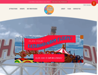 lunaparknyc.com screenshot