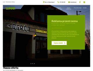 lunarcorp.pl screenshot