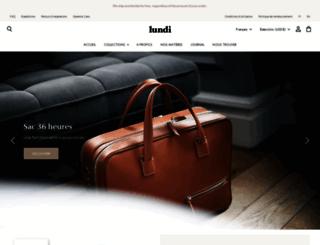 lundi-paris.com screenshot
