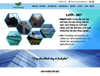 luoicongtrinh.com screenshot