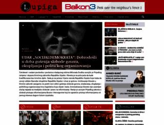 lupiga.com screenshot