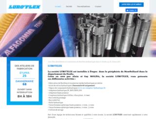 luroflex.fr screenshot