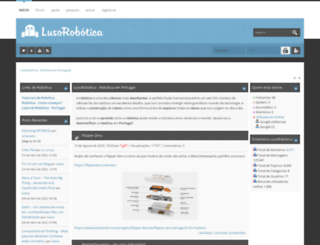 lusorobotica.com screenshot