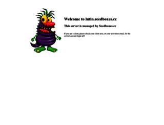 lutin.seedboxes.cc screenshot