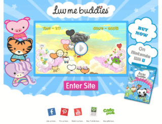 luvmebuddies.com screenshot