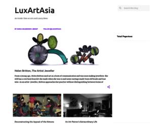 luxartasia.com screenshot
