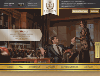 luxearn.com screenshot