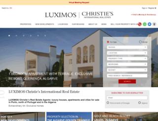 luximos.com screenshot