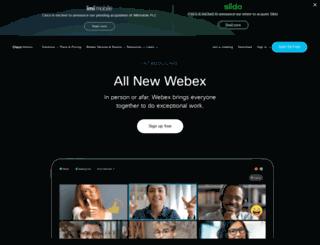 luxlifecycle.webexone.com screenshot