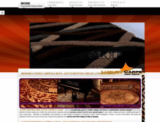 luxurycarpetproduction.hk screenshot