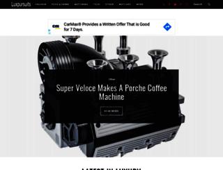 luxurytrump.com screenshot
