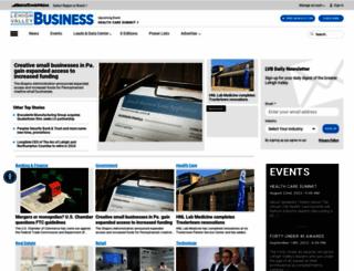 lvb.com screenshot