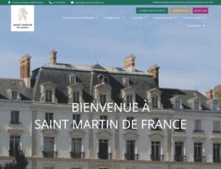 lyc-st-martin-pontoise.ac-versailles.fr screenshot
